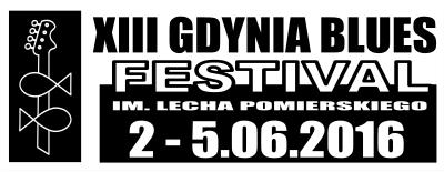 XIII Gdynia Blues Festival 2-5.06.2016