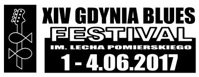 XIV Gdynia Blues Festival 1-4.06.2017