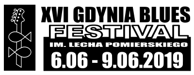 XVI Gdynia Blues Festival 6.06-9.06.2019